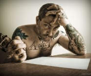 Storytelling Fabrice Petre tattoo photography