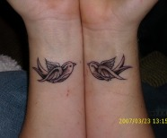 Swallow Bird Tattoo Meaning