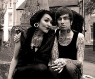 Tattooed couples