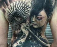 Tattoos by Florian Karg