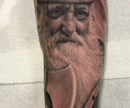 Tattoos by Michelle Maddison