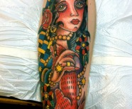 Tattoos by Robert Ryan