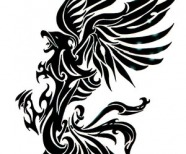 Tribal Phoenix Tattoo Meaning