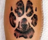 Unique dog tattoos