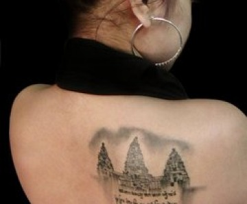 Cambodian Tattoo Designs