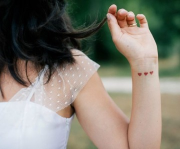 Cute and small tattoos