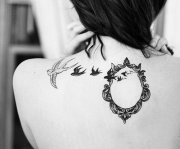 Frame tattoos