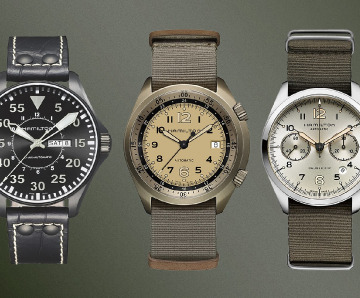 Hamilton: A Watch Brand Of Possibility