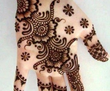 Henna and Mehndi design tattoos