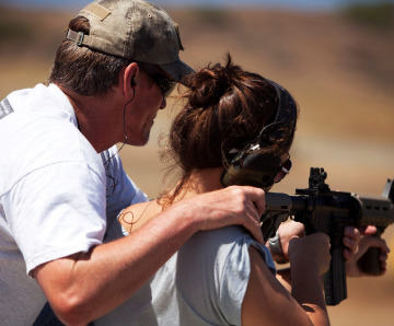 How to Find a Firearms Instructor for Girls and Women