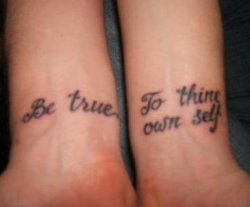 Inner Wrist Tattoo Ideas