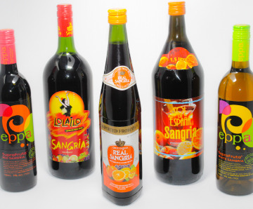 List Of The 10 Best Bottles Of Sangria Ready To Enjoy