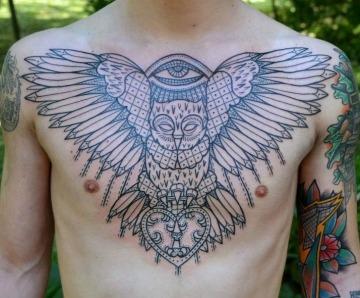 Tattoo by Aivaras Lee