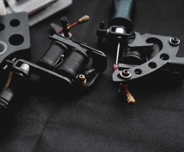 Tattoo Machines: How Do They Work and What are its components?
