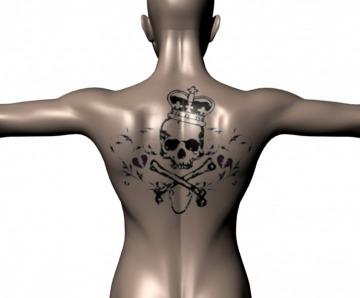 Tattoos Of Broken Hearts