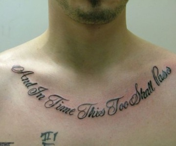 Tattoos Quotes For Men