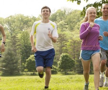 The importance of physical exercise in teenagers
