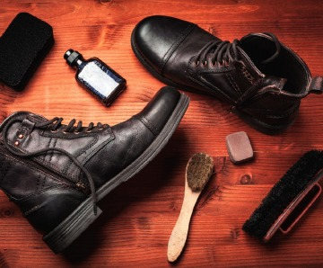 This Is How to Clean Leather Shoes the Right Way