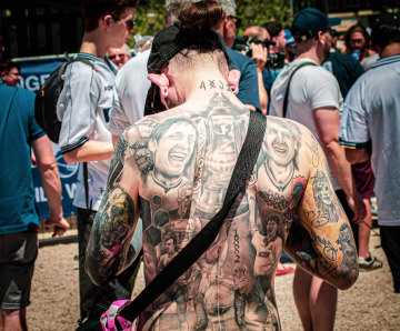 Tips For The Tattoo Healing Process