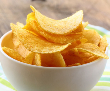 Types of Chips Made From Potatoes | A Comprehensive List