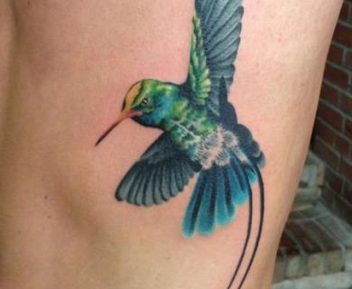 3d Bird Tattoos Design