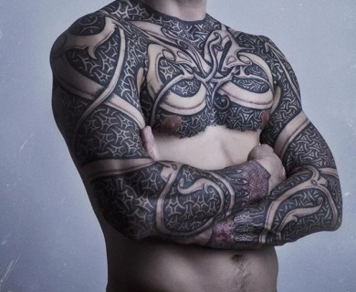 49 Tribal Tattoos You Won't Regret Getting