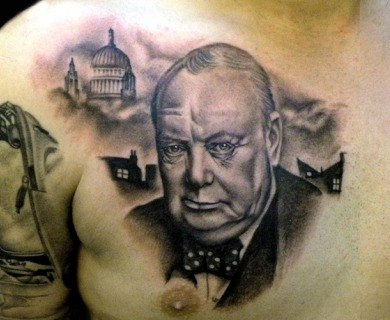 American presidents tatoos