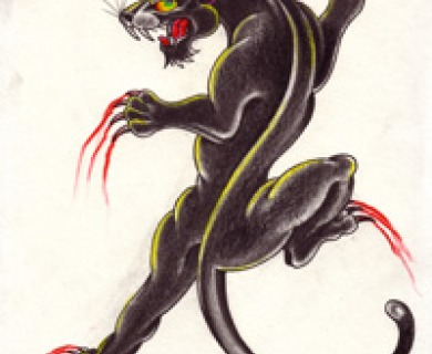 Animal Panther Tattoo Meaning And Ideas