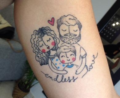 Artist Spotlight: 31 Love Inspiring Fine Line Tattoos