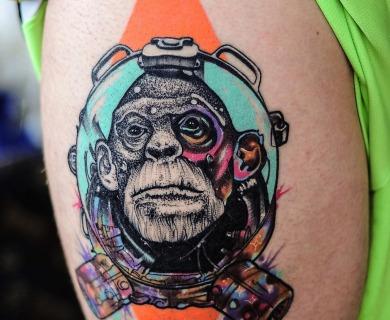Artist Spotlight: Little Andy's Surreal Tattoos