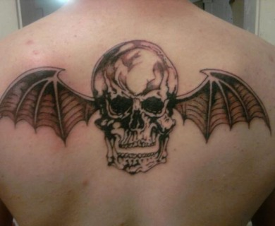 Avenged Sevenfold Tattoo Designs