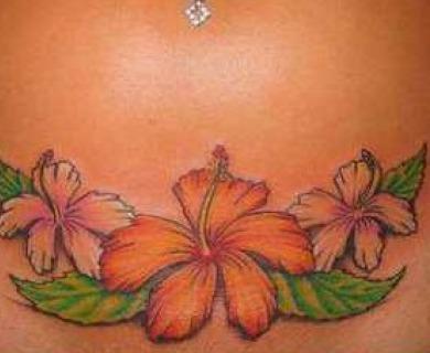 Bikini Tattoos For Women