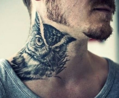 black tattoos for men