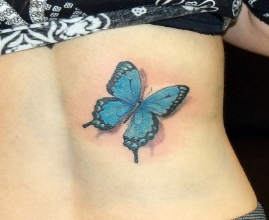 Butterflies tattoos