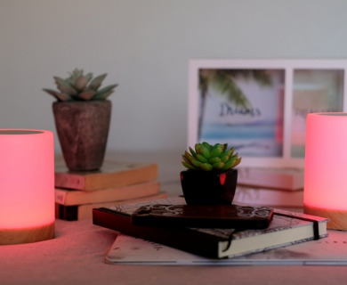 Friendship Lamps | the Lamp for Long-Distance Relationship