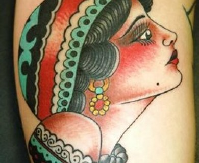 Gypsy Head Tattoo Meaning