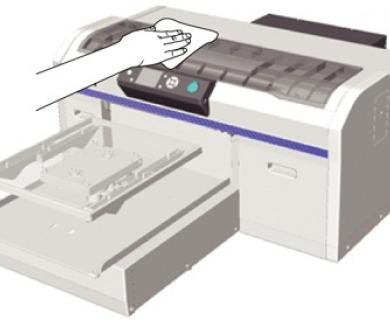 How to setup hp printer