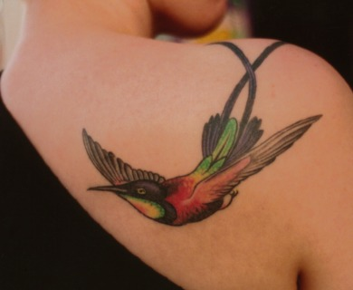 Hummingbird Tattoos Meaning