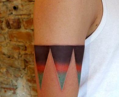 Mariusz Trubisz tattoos