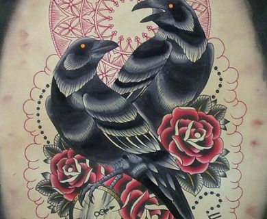 Neo Traditional Tattoos