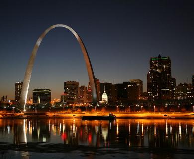 One Day in St.Louis, Missouri