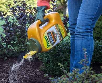 Preen Weed Preventer To Avoid Hand-Weeding
