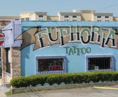 Tattoo Shops In Tallahassee