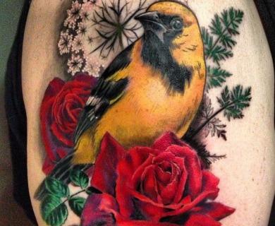 Tattoos by Esther Garcia