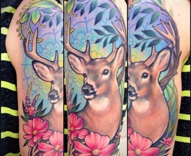 Tattoos by Jessica Brennan