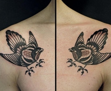 Tattoos by Luca Font