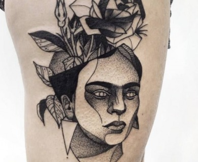 Tattoos by Michele Zingales