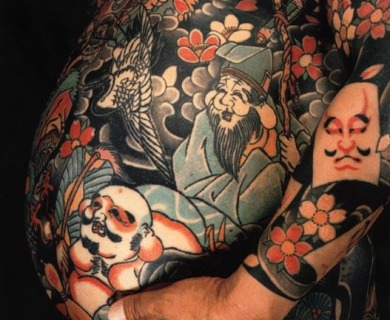 Traditional Japanese Tattoo Designs