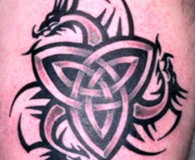 Trinity Knot Tattoo