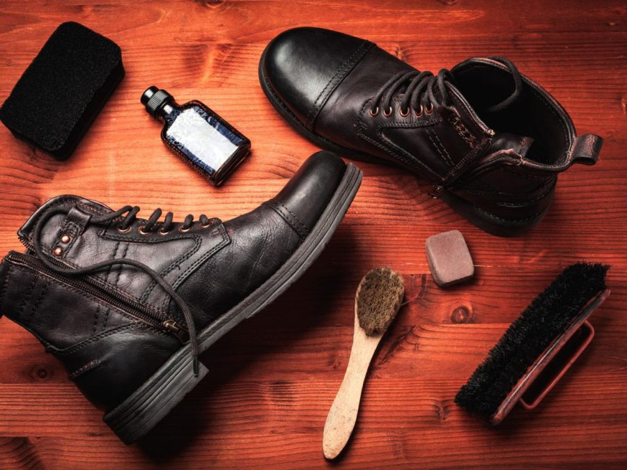Clean Leather Shoes the Right Way